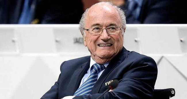 Blatter yeniden aday olabilir