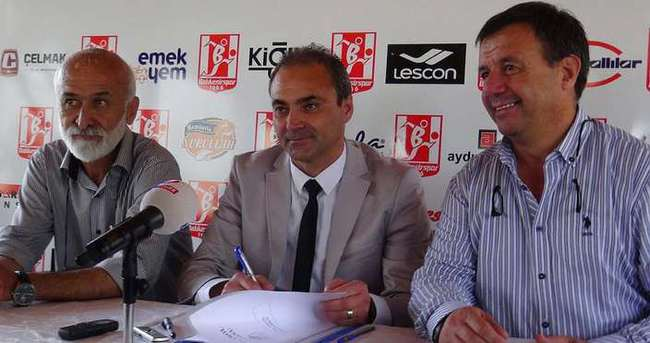 Erkan Sözeri'den Balıkesirspor'a 1 yıllık imza
