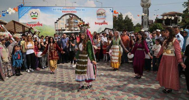 Beypazarı Festivali binlerce konuğu ağırladı…