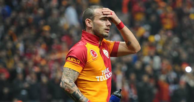 Hollanda basınından 'Sneijder' iddiası