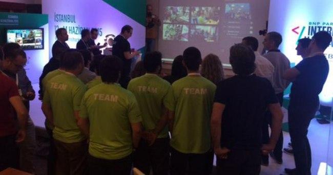 Küresel yazılım maratonuna 3 türk girişimci