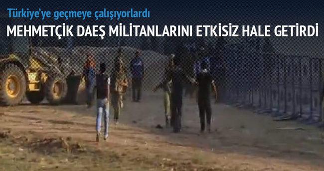 Mehmetçik, IŞİD'cileri böyle etkisiz hale getirdi