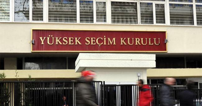 YSK'dan MHP'nin Kocaeli itirazına ret