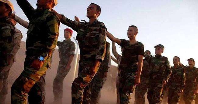 Irak'ta üç yeni Peşmerge alayı kurulacak