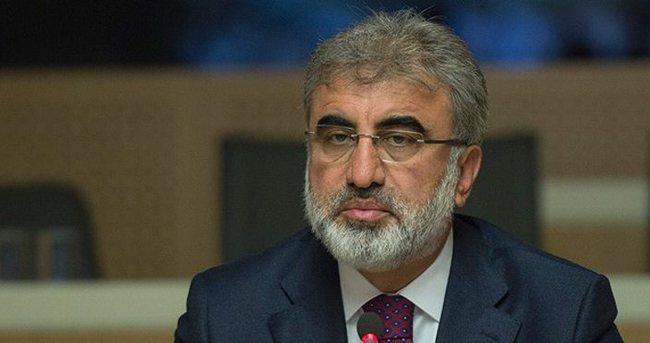 Bakanı Yıldız: DAEŞ'e elektrik verilmiyor