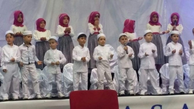 Eskişehir'de 'Kitabımız Biz Ve Çocuklarımız' Programı