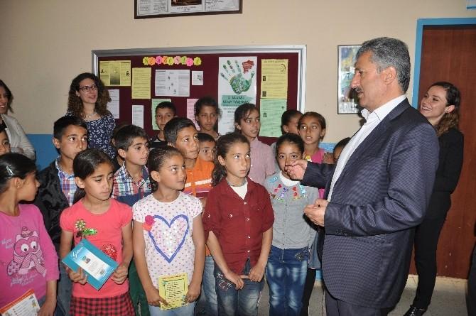 Muş'ta Okulların Eksiklikleri Tespit Ediliyor
