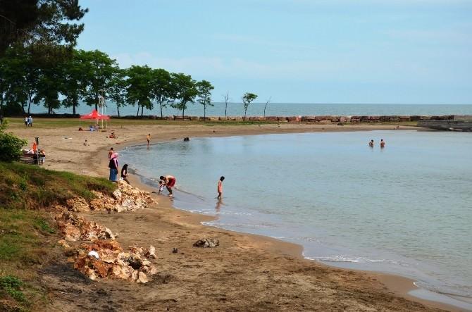 Fatsa'da Deniz Sezonu Açıldı