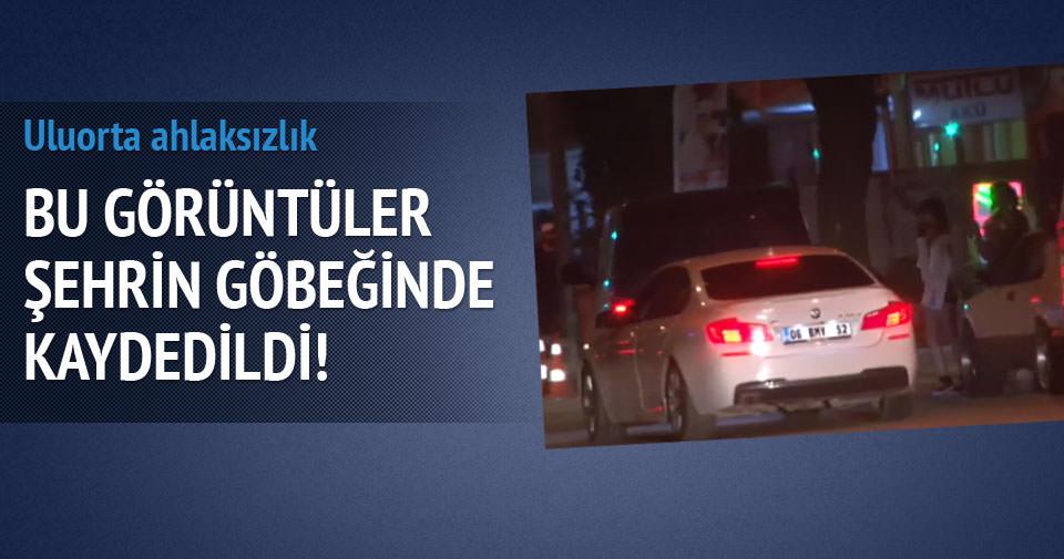Ankara'nın göbeğinde fuhuş pazarlığı!