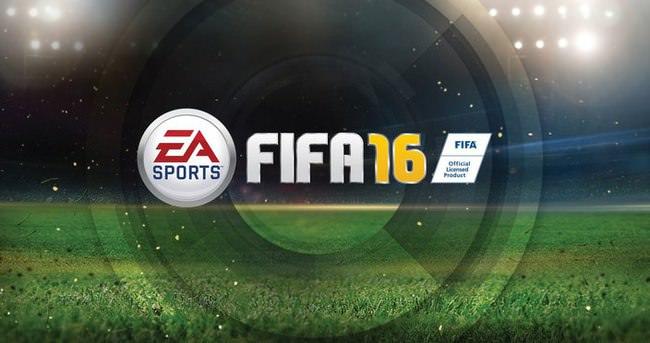 FIFA 16 sürprizle geliyor