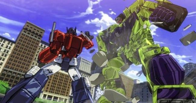 Transformers oyununun görselleri sızdırıldı