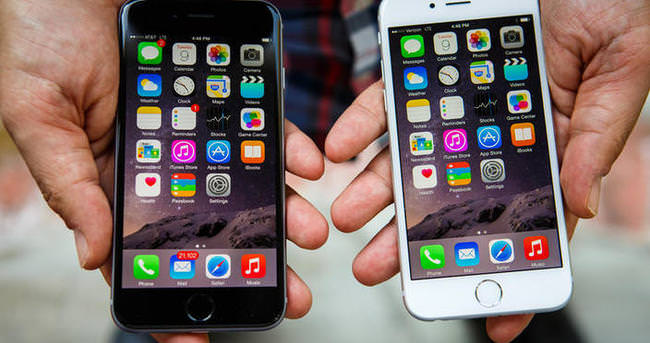 iPhone'lar dokunmadan önce tahmin edecek!