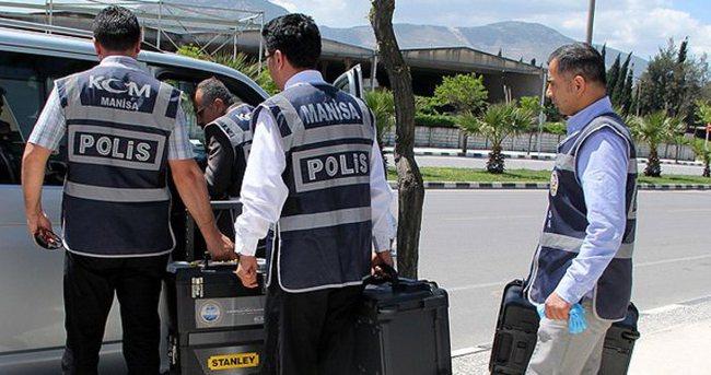 Manisa'da Paralel Devlet Yapılanması operasyonu