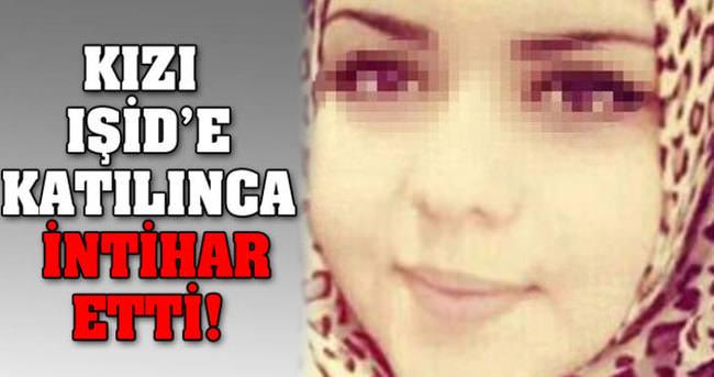 Kızı IŞİD'e katılınca intihar etti!