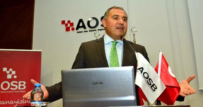 Aosb Başkanı Yeniden Osbük Yönetiminde