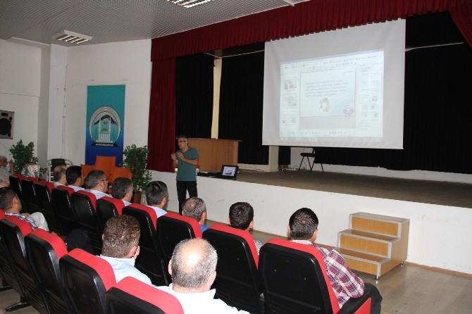 Akyazı Belediyesi İş Sağlığı Ve Güvenliği Yasası Hakkında Konferans Verdi