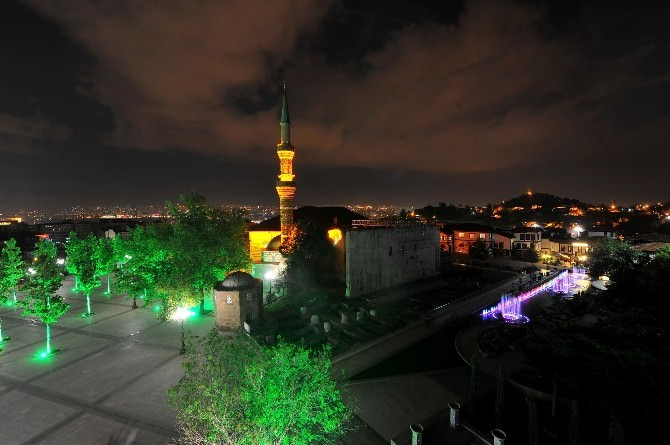 Hacıbayram Ramazan'a Hazır