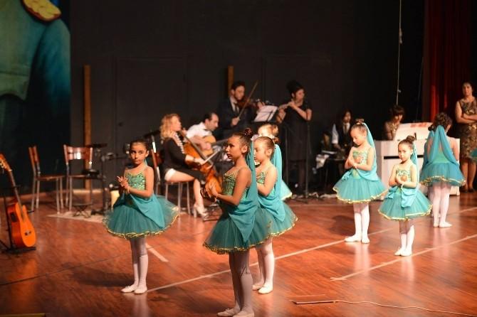 Atila Sanat Merkezi Öğrencilerinin Yıl Sonu Gösterisi