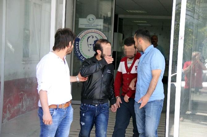 Kardeşlere Uyuşturucu Gözaltısı