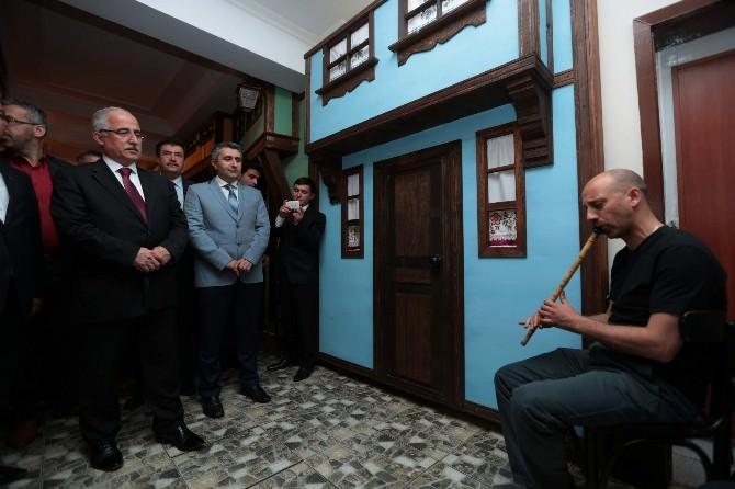 Eskişehir'de 'Osmanlı Sokağı' Açılışı Yapıldı