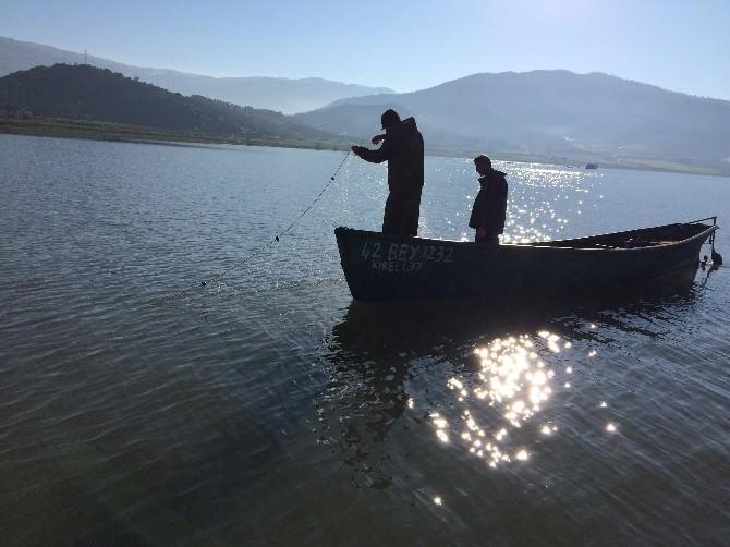 Beydağ'da Su Ürünleri Kooperatifi Harekete Geçiyor