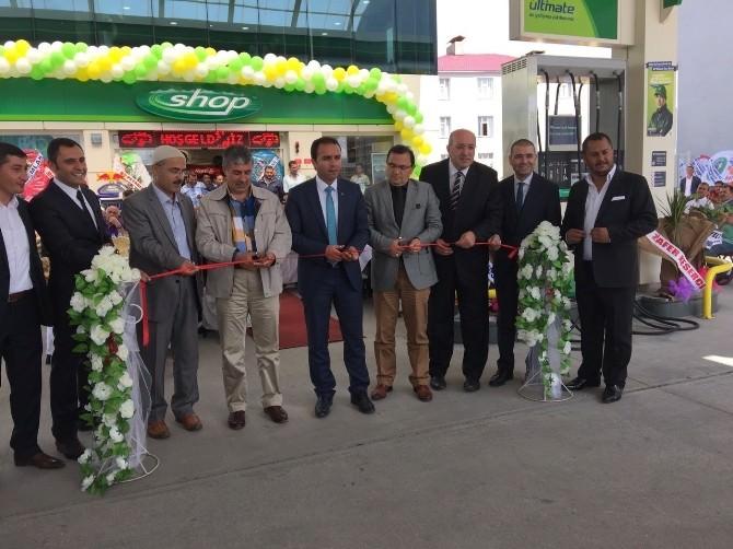 Tatvan'da Petrol İstasyonu Açılışı