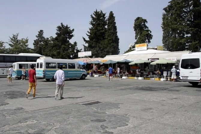 Bodrum Otogarı Büyükşehir'e Devredildi