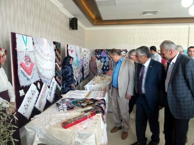 Çankırı'da Esentepe Kültür Merkezi İlk Meyvelerini Verdi