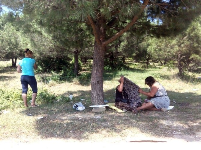 Jandarmadan Otostopla Fuhuş Yapan Kadınlara Suçüstü