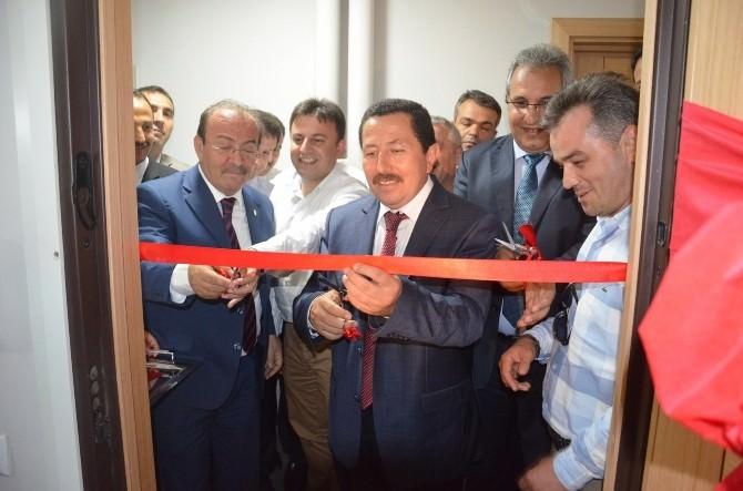 Fatsa Gıda Maddeleri Odası Yeni Hizmet Binası Açıldı