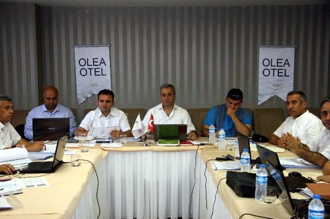 Orman Bölge Müdürlüğü Kilis'te Toplandı