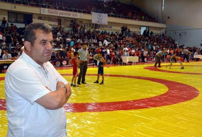 Kastamonu, Güreş Şampiyonasına Ev Sahipliği Yaptı