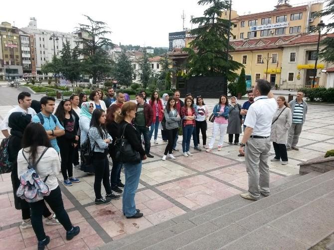 Kas-kon Gençlik Kollarından Kastamonu Gezisi