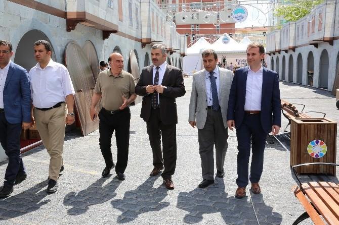 Büyükşehir'den 'Ramazan Sokağı'