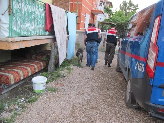 Konya'da Uyuşturucu Operasyonu: 10 Gözaltı