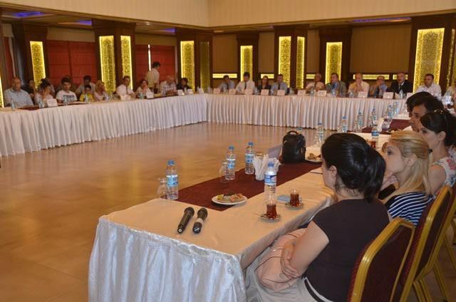 Mersin'de İl Milli Eğitim Danışma Komisyon Toplantısı