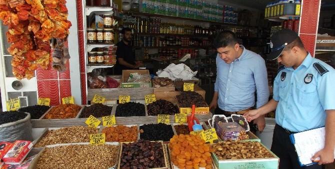 Tarsus'ta Tatlı İmalathaneleri Ve Gıda İşletmelerine Denetim