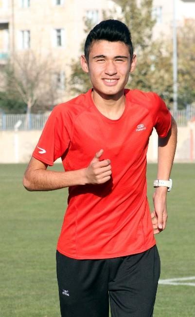 Anıl Kalaycı Türkiye'yi Avrupa Genlik Olimpik Oyunlarında Temsil Edecek