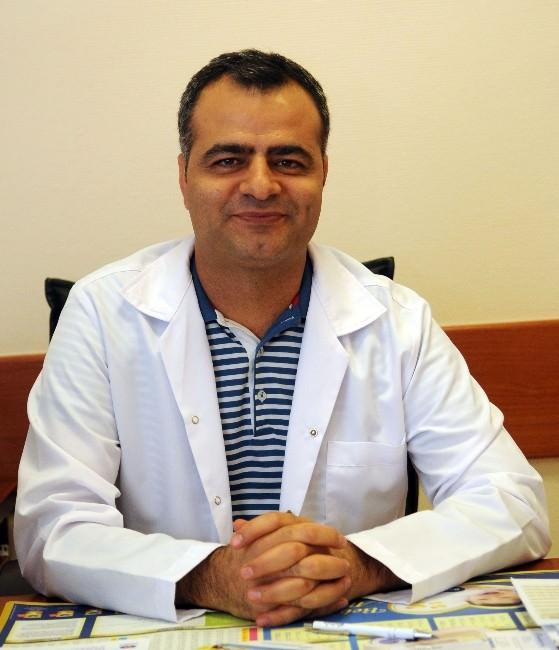 Dr. Mehmet Aksoy, Özel Sani Konukoğlu Hastanesi'nde