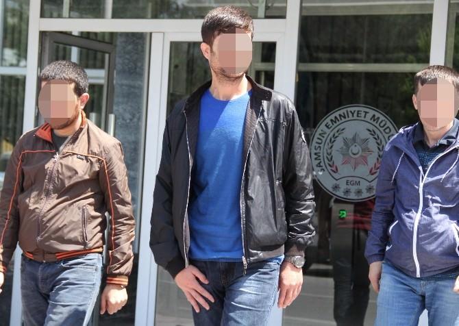 Şüpheli Araçta Polis Malzemesi Ele Geçti: 3 Gözaltı