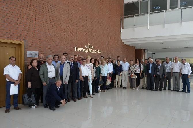 Başkan Ataç CHP İlçe Örgütleri İle Bir Araya Geldi