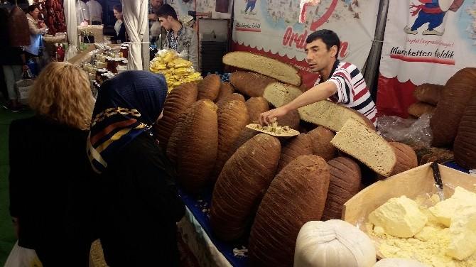Kütahya'da Balina Ekmeğe Rağbet