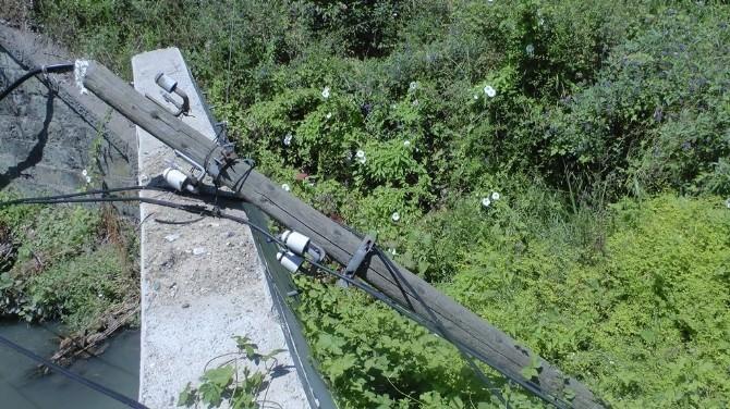 Vatandaşlardan Kablo Tepkisi