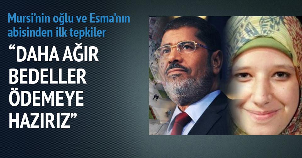 Mursi'nin oğlu Usame Mursi A haber'e konuştu