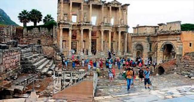 UNESCO'ya Efes Antik Kenti tanıtıldı