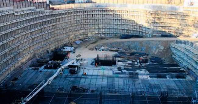 VakıfBank Spor tesisi yükseliyor