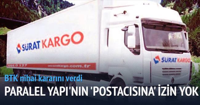 Paralel'in postacısı hizmet veremeyecek
