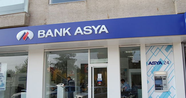 Bank Asya'ya suç üstü