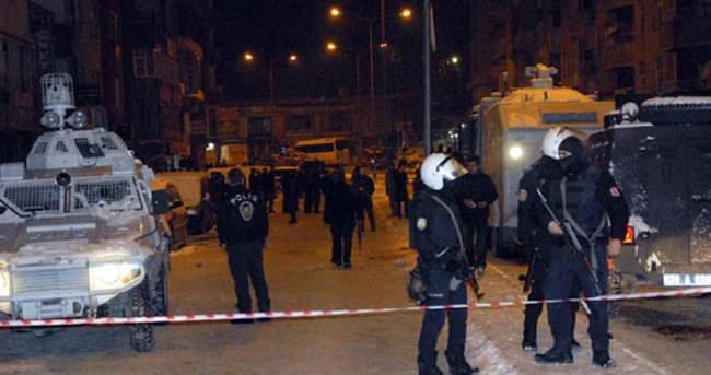 Diyarbakır'da 17 adet boru tipi bomba