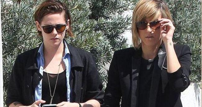 Kristen Stewart asistanıyla aşk yaşıyor